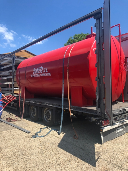 Rezervor suprateran cu pereti dubli  30000 litri 6