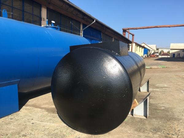 Rezervor subteran 10000 litri cu pereți dubli 2