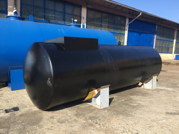 Rezervor subteran 10000 litri cu pereți dubli 0