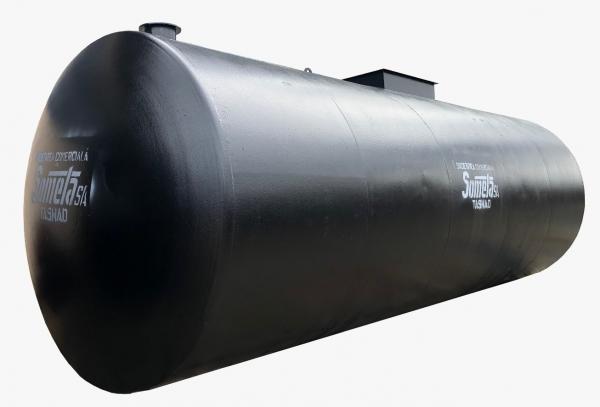 Rezervor apa incendiu  PSI 4