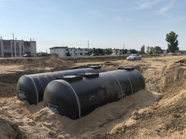 Rezervor subteran 60000 litri pereti dubli 6