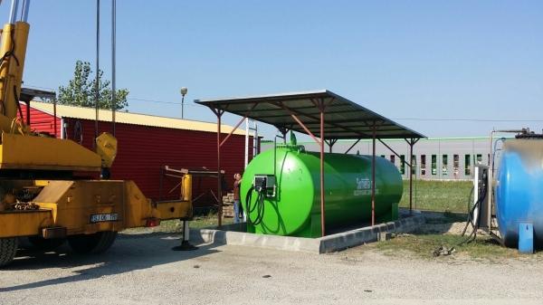 Rezervor suprateran cu pereti dubli  20000 litri 4