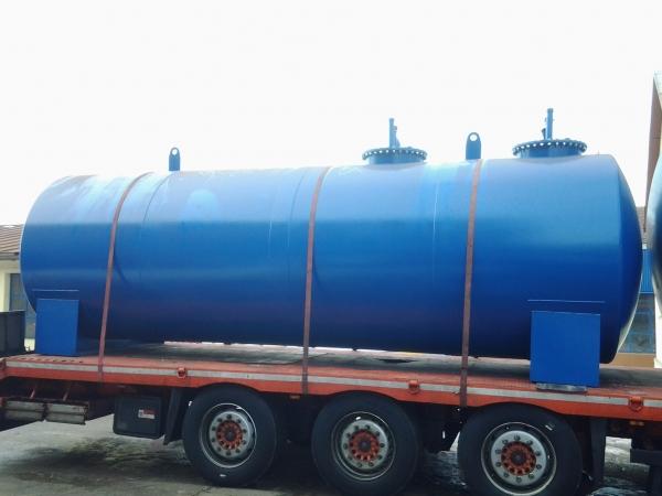 Rezervor suprateran cu pereti dubli  20000 litri 3