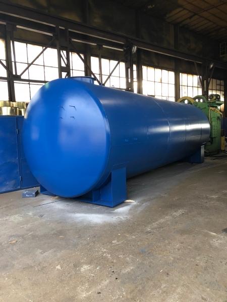 Rezervor suprateran cu pereti dubli  20000 litri 0