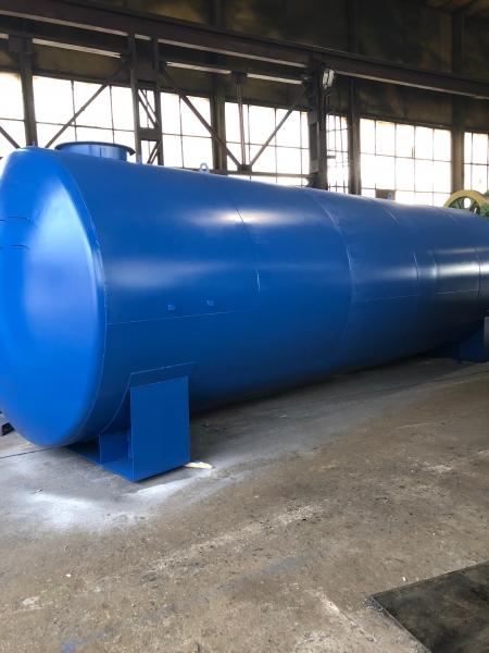 Rezervor suprateran cu pereti dubli  20000 litri 1