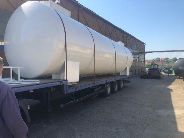 Rezervor suprateran cu pereti dubli  50000 litri 5